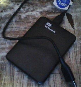 Скоростной Жёсткий Диск USB 3.0 (Внешний)