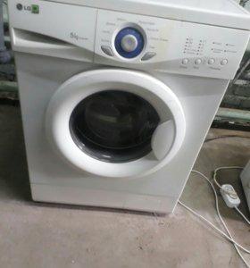 Стиральная машина LG. WD-80130N