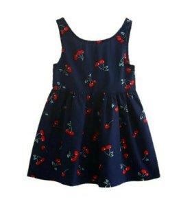 Платья для девочек 2-5
