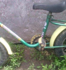 Велосипед детский 5-7 лет в рабочем состоянии