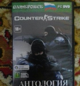 Counter Strike, Антология