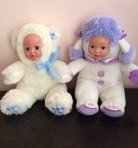 Пупсы, куклы