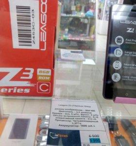 Смартфон Leagoo Z3