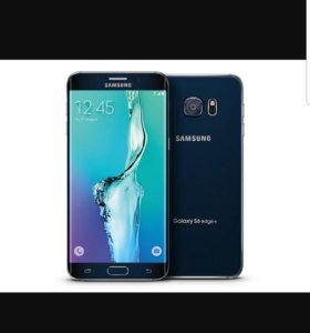 Телефон samsung galaxy s6 edge +