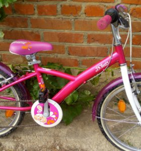 детский велосипед B'Twin