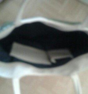 Женская сумочка (пляжная)