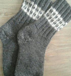Шерстяные носки. Новые