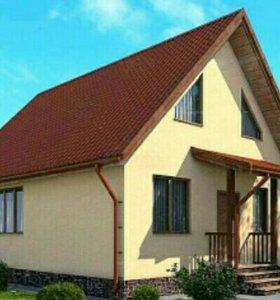Дом 90 метров кв