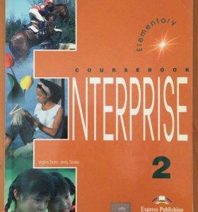 ENTERPRISE (учебник+тетрадь)