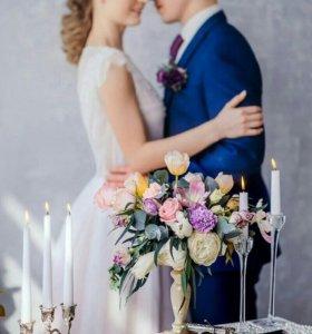 Красивая съёмка свадеб. Фотограф на свадьбу. Видео