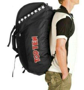 Спортивная сумка-рюкзак TOP TEN