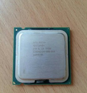 Процессор pentium 4, 3.2 ghz