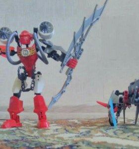 Лего трансформеры-макута