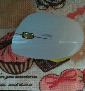 Мышь новая дистанционная для ноутбука