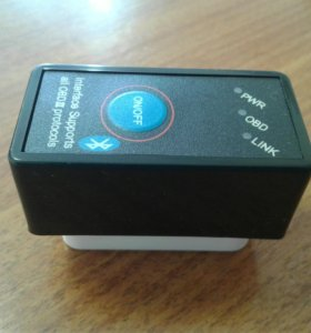 ELM327 OBD2 bluetooth адаптер V 1.5