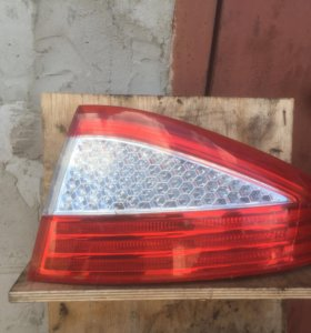 Задние фонари форд мондео 4