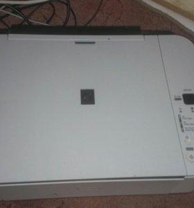 Продается принтер- сканер- капир 3в1 кенон