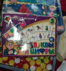 Развивательные игрушки