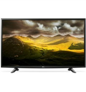 Новые LG 43LH510V Full HD