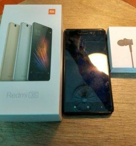 Xiaomi redmi 3s 3ram 32gb eu