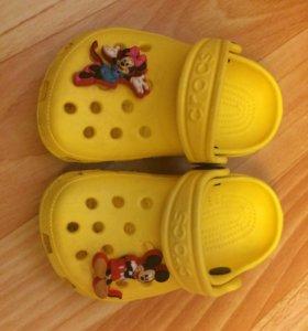 Crocs оригинал 13,5-14 см