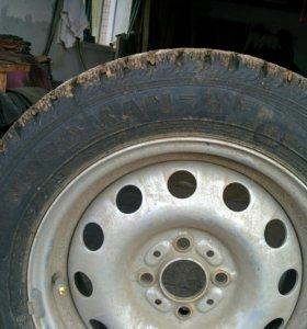 Зимние колёса Nordman 4