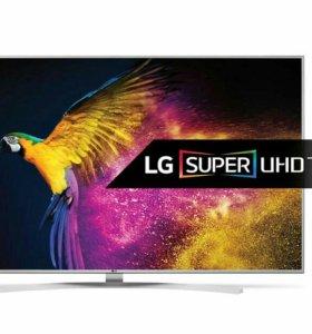 Новые LG 55UH770V SUHD 4K HDR Smart TV
