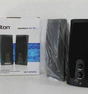 Компьютерная акустика Velton VLT-SP205.Новая