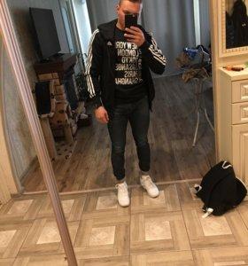 Кофта Adidas, размер М