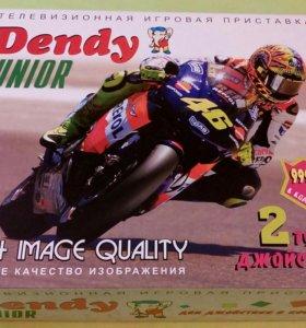 Новая Dendy Junior + 999999 игр