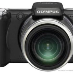 Цифровой фотоаппарат Olympus SP-800UZ (черный)