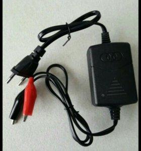 Зарядное устройство для мототехники