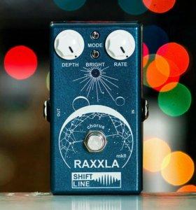 Shift Line Raxxla mkii chorus