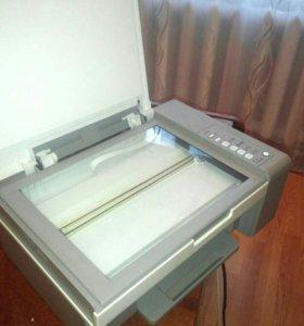 Принтер сканер ксерокс 3в1 Lexmark x 2550