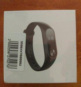 Xiaomi Mi Band 2 новый Фитнесбраслет Умные часы