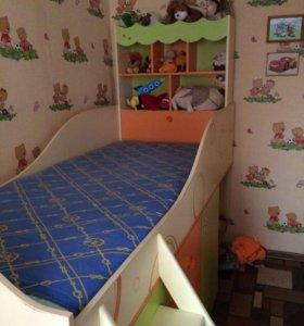 """Кровать """"Фруттис"""""""
