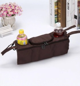 Сумка-органайзер на коляску