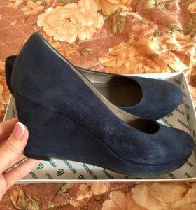Туфли на платформе вестфалика