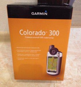 Garmin Colorado 300 GPS навигатор