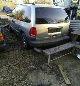 Додж караван/Dodge caravan 2000