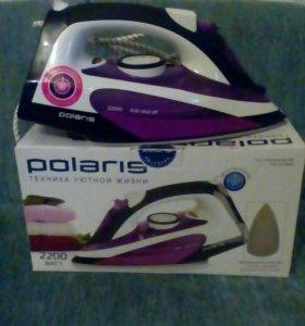 Утюг Polaris новый.