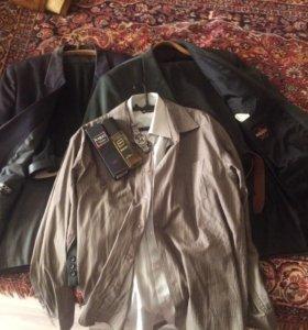 Мужские костюмы(набор) 52 размера