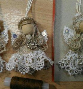 Поделки, куклы, статуэтки, сувениры ручной работы
