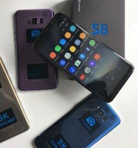 Samsung Galaxy S8 Plus Гарантия 1 год. Фирменный