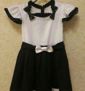 Детское платье на 6 лет