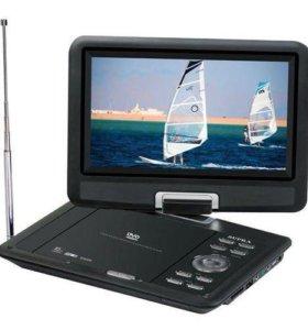 Портативный DVD-плеер SUPRA SDTV-915UT