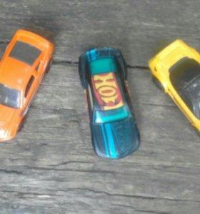 Машинки Хот Вилз
