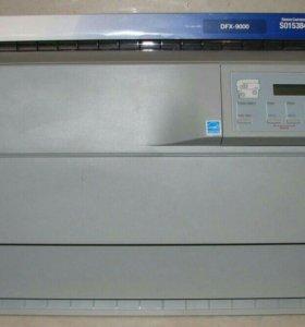 Продается принтер матричный Epson dfx 9000