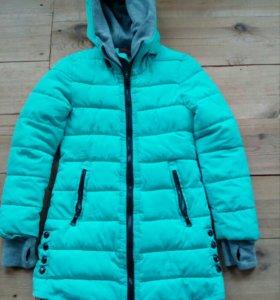Пальто - куртка.