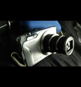 Цифровой фотоапарат касио
